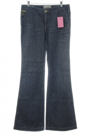 "Closed Boot Cut Jeans ""JESS"" dunkelblau"