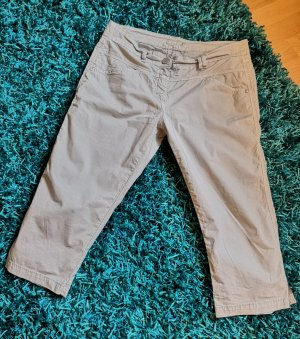 Closed Pantalon capri gris clair