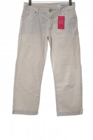 Closed Caprihose hellbeige Casual-Look