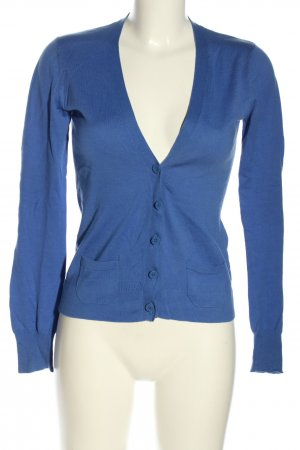 Closed Cardigan blau Casual-Look