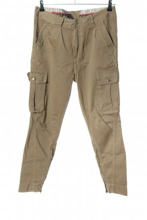 Closed Cargohose braun Casual-Look