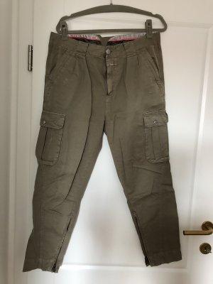 Closed Cargo Pants green grey
