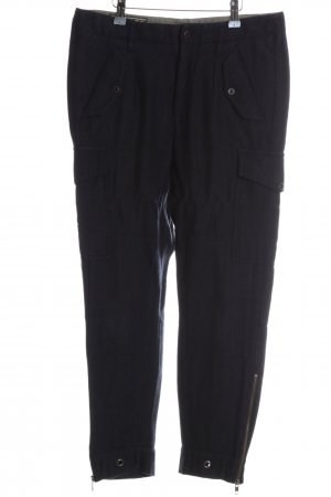 Closed Cargohose dunkelblau Casual-Look
