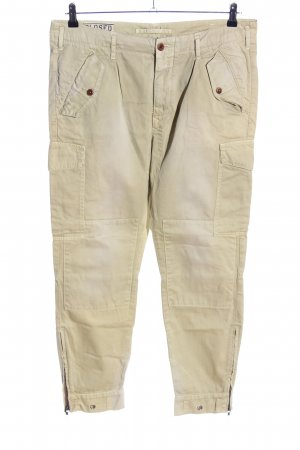 Closed Cargo Pants natural white casual look