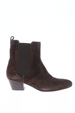 "Closed Chelsea laarzen ""Anise Boots"" bruin"