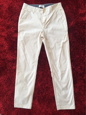 Closed Pantalone chino bianco sporco