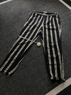 Closed Pantalone cinque tasche nero-marrone Cotone