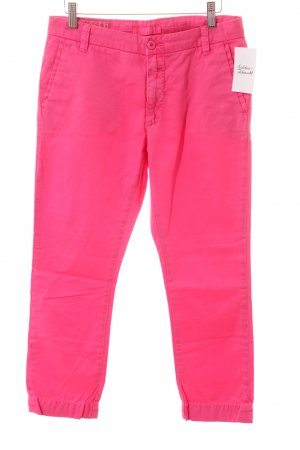 Closed Chinohose pink Casual-Look
