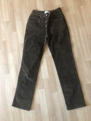 Closed Pantalón de pana marrón