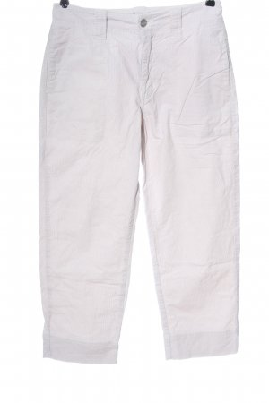 Closed Corduroy Trousers white casual look