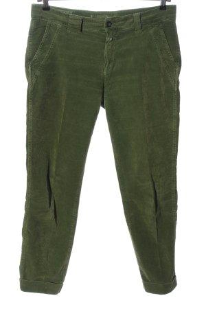 Closed Corduroy Trousers khaki casual look