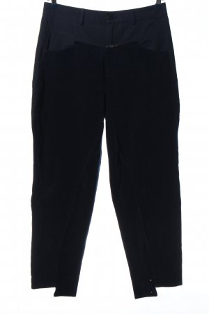 Closed Cordhose blau Casual-Look