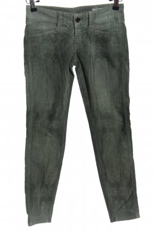 Closed Corduroy Trousers light grey casual look