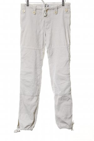 Closed Pantalón de pana beige claro estilo deportivo