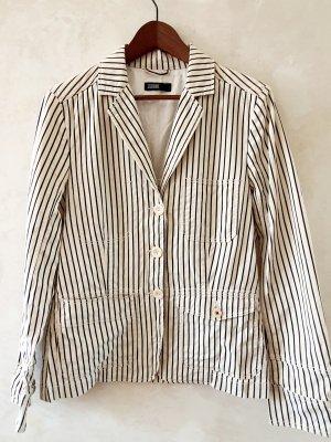 Closed Cotton Nautical Jacket M