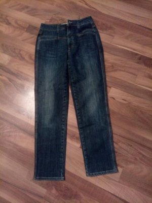Closed 3/4-jeans donkerblauw