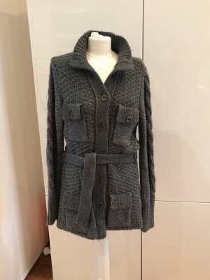 Closed dicke Strickjacke