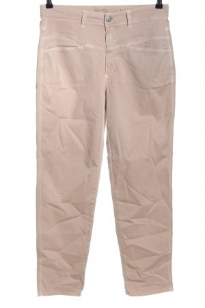 Closed Jeans a gamba dritta crema stile casual