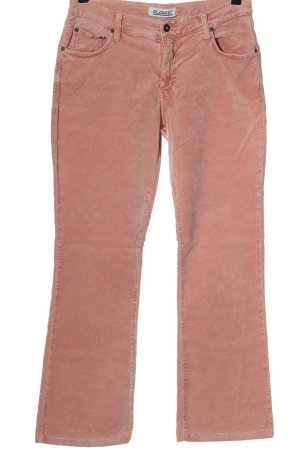 Closed Five-Pocket-Hose pink Casual-Look
