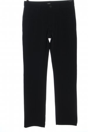 Closed Five-Pocket Trousers black casual look
