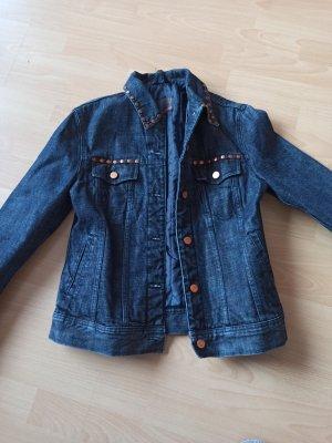 CLOSED gefütterte Jeansjacke in Gr L