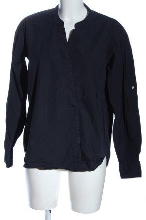 Closed Hemd-Bluse blau Casual-Look