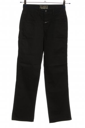 Closed High Waist Jeans schwarz Casual-Look