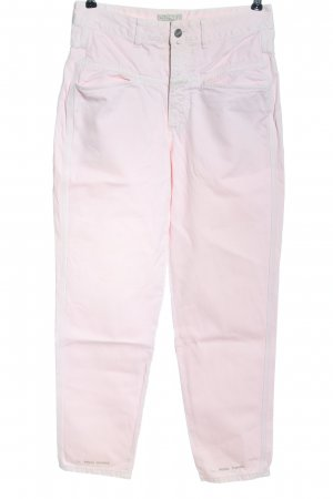 Closed High Waist Jeans pink Casual-Look