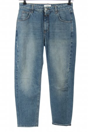 Closed High Waist Jeans blue casual look