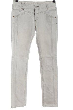 Closed High Waist Jeans hellgrau Casual-Look