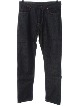 Closed Jeans a vita alta blu puntinato stile casual