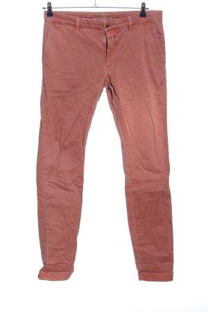 Closed Jeans taille haute brun style décontracté