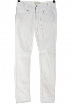 Closed High Waist Jeans weiß Casual-Look