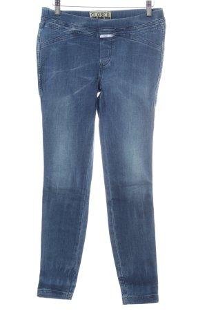 Closed High Waist Jeans blassblau Casual-Look