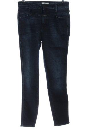 Closed Jeans a vita alta blu stile casual