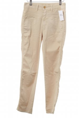 Closed High Waist Jeans creme Casual-Look