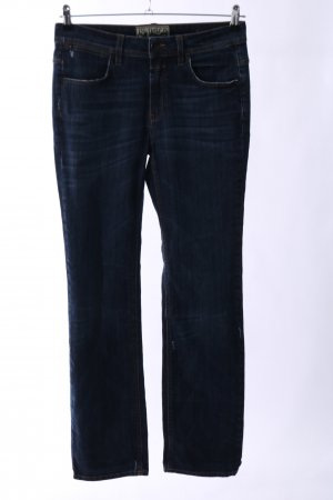 Closed Hoge taille jeans blauw casual uitstraling