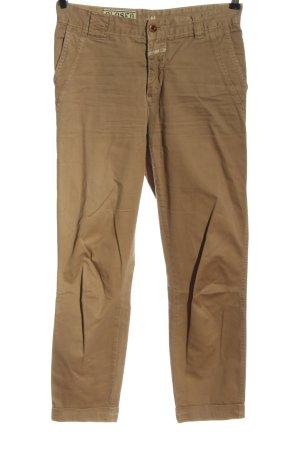 Closed High Waist Jeans braun Casual-Look
