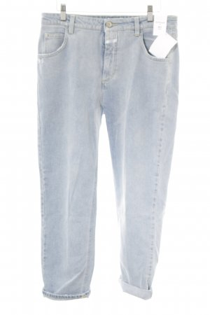 Closed Hoge taille jeans lichtblauw casual uitstraling