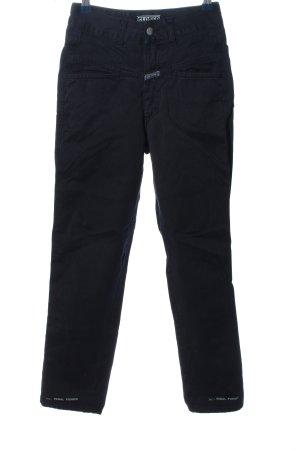 Closed High Waist Jeans dunkelblau Casual-Look