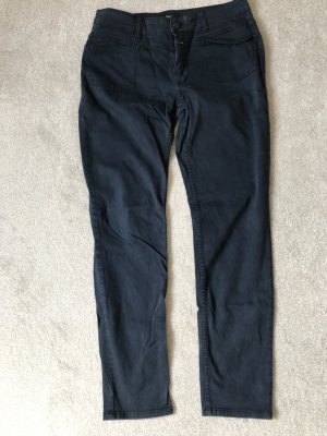 Closed Pantalone cinque tasche blu scuro