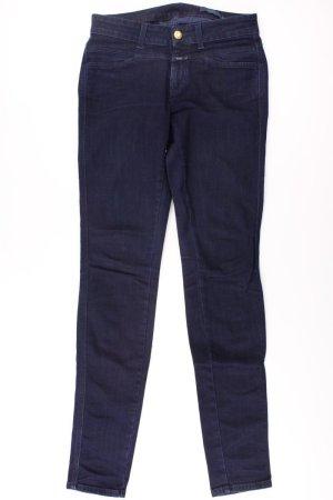 Closed Hose Größe 26 blau aus Baumwolle