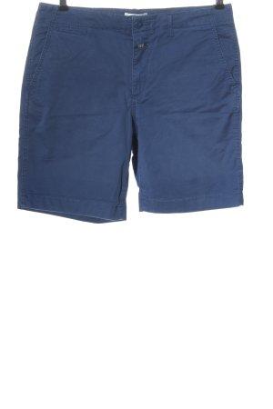Closed Hot Pants blau Motivdruck Casual-Look