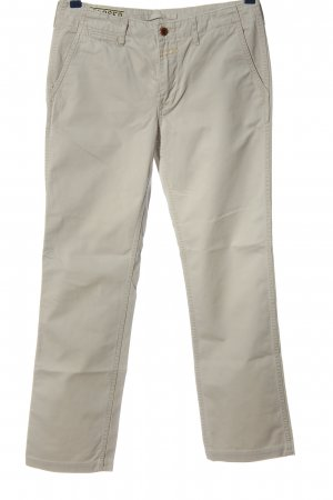 Closed Low-Rise Trousers light grey casual look