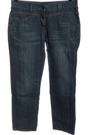 Closed Jeans taille basse bleu style décontracté