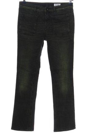 Closed Jeans vita bassa nero stile casual