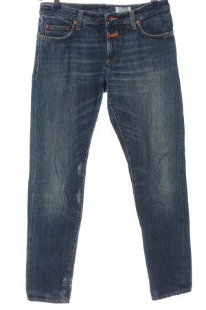 Closed Low Rise Jeans blue cotton