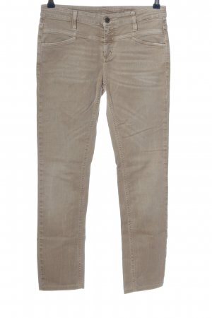 Closed Low Rise Jeans natural white casual look