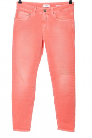 Closed Jeans vita bassa rosa stile casual