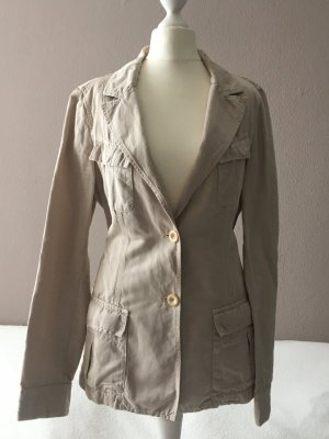 Closed Safari Jacket oatmeal cotton